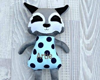 Mr Wolf - Stuffed Toy