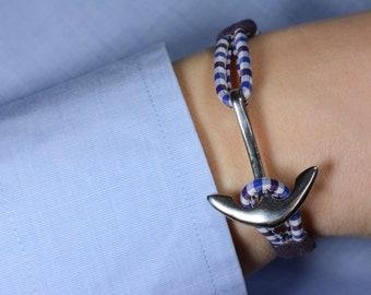 LastLord-Sartorial bracelet-Châtaigne-gift for him, gift for her, gift for him, gift for her