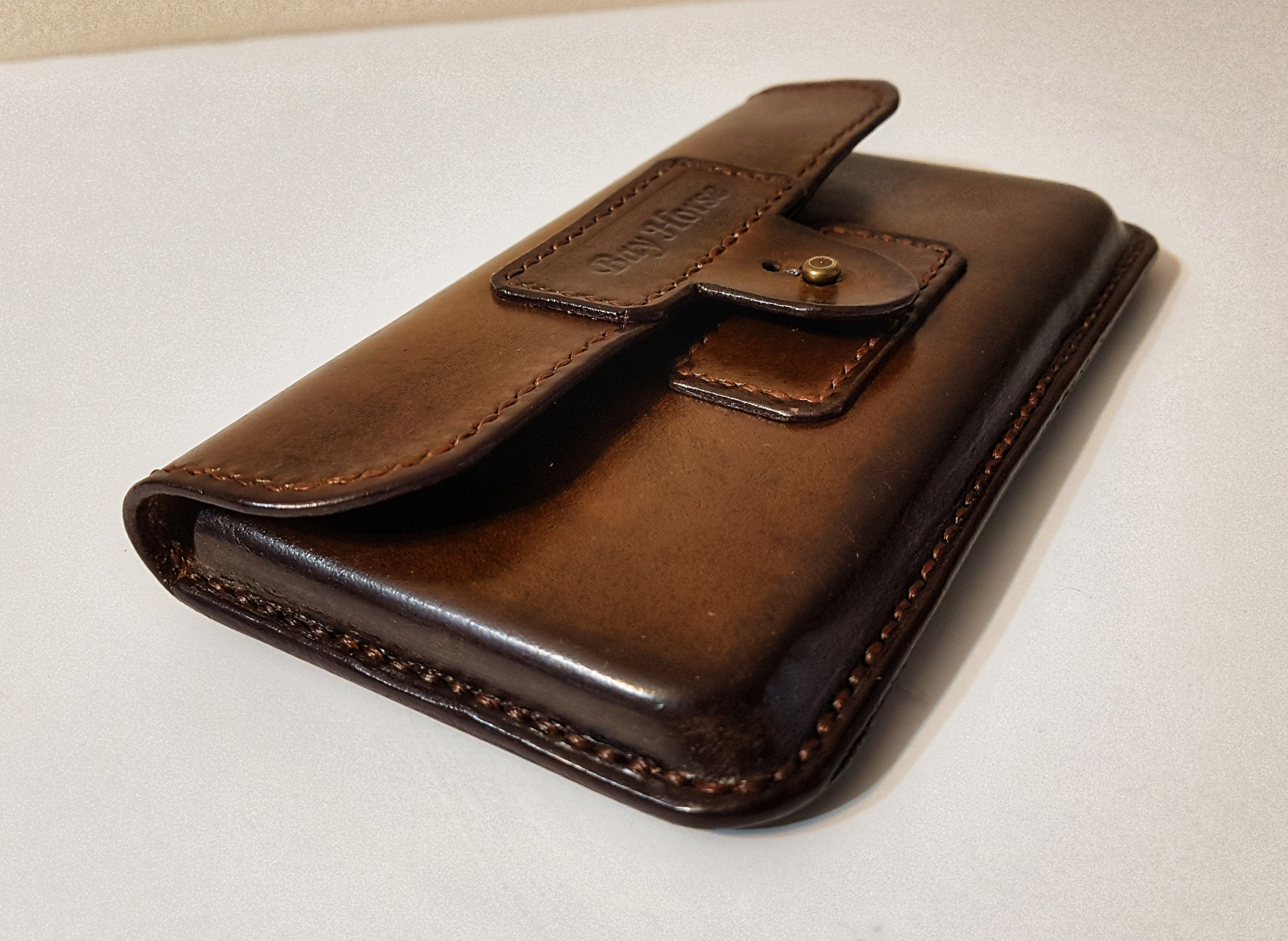 iphone xs max leather phone case