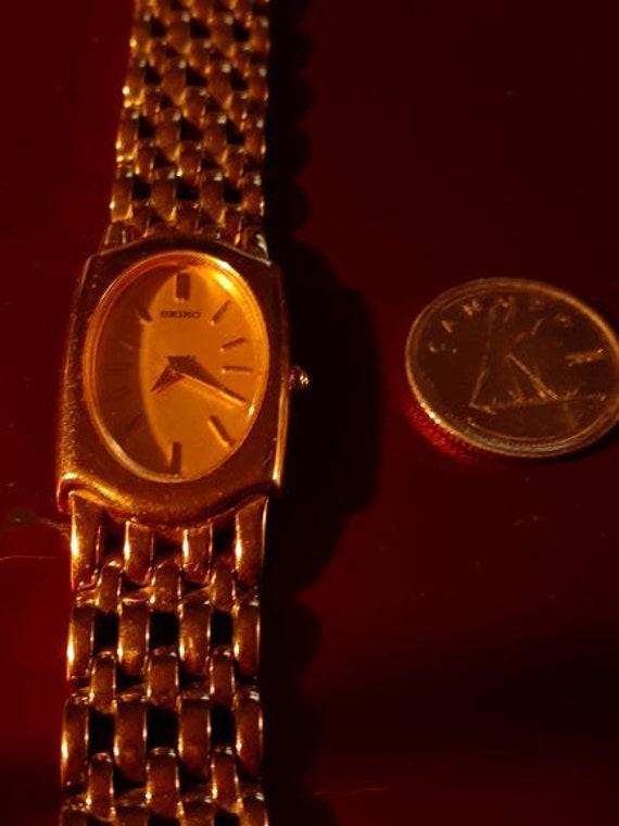 Seiko Ladies Wristwatch - image 5