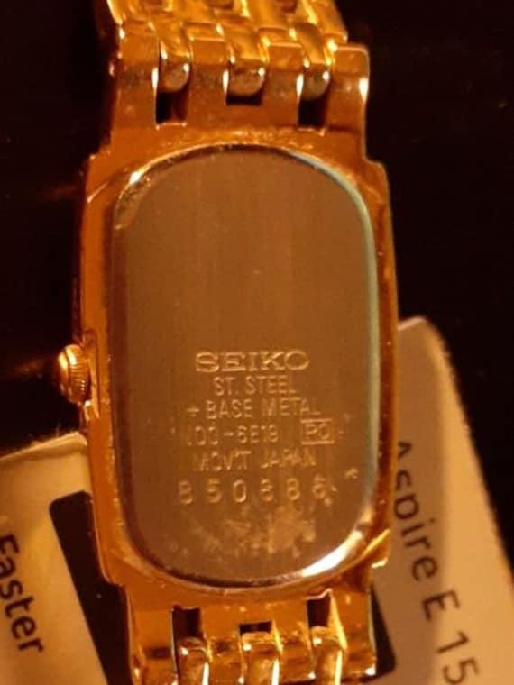 Seiko Ladies Wristwatch - image 7