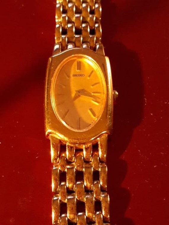 Seiko Ladies Wristwatch - image 6