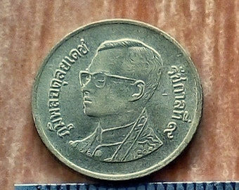1953 Thailand 20 Baht Alte Geld Gem Brillante Stempelglanz