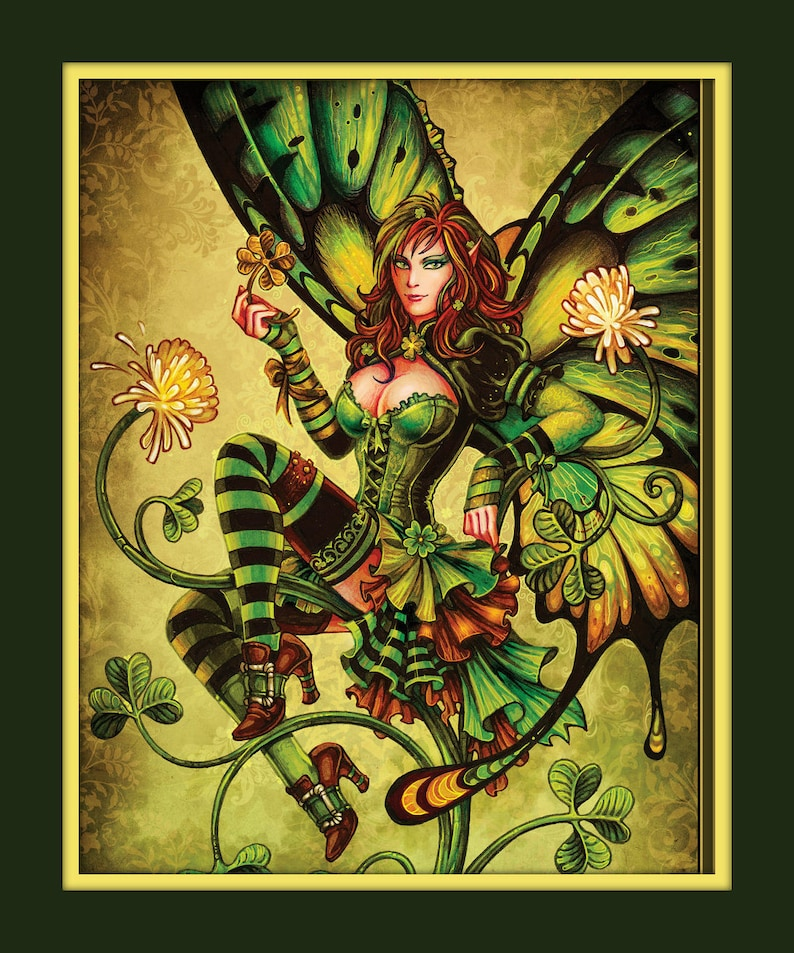 Naughty irish girl