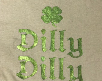 Dilly Dilly Shamrock Shirt