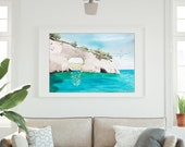 Sea arche fine art print.