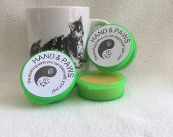 Hand & Paws - Soothing Salve