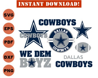 Dallas cowboys svg  8e611c5d7
