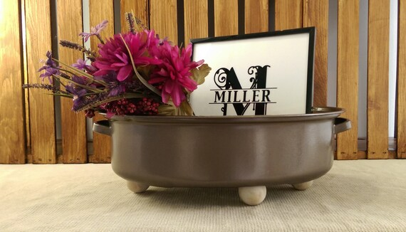 Farmhouse Tray Decor Kitchen Counter Organizer Decorative Etsy