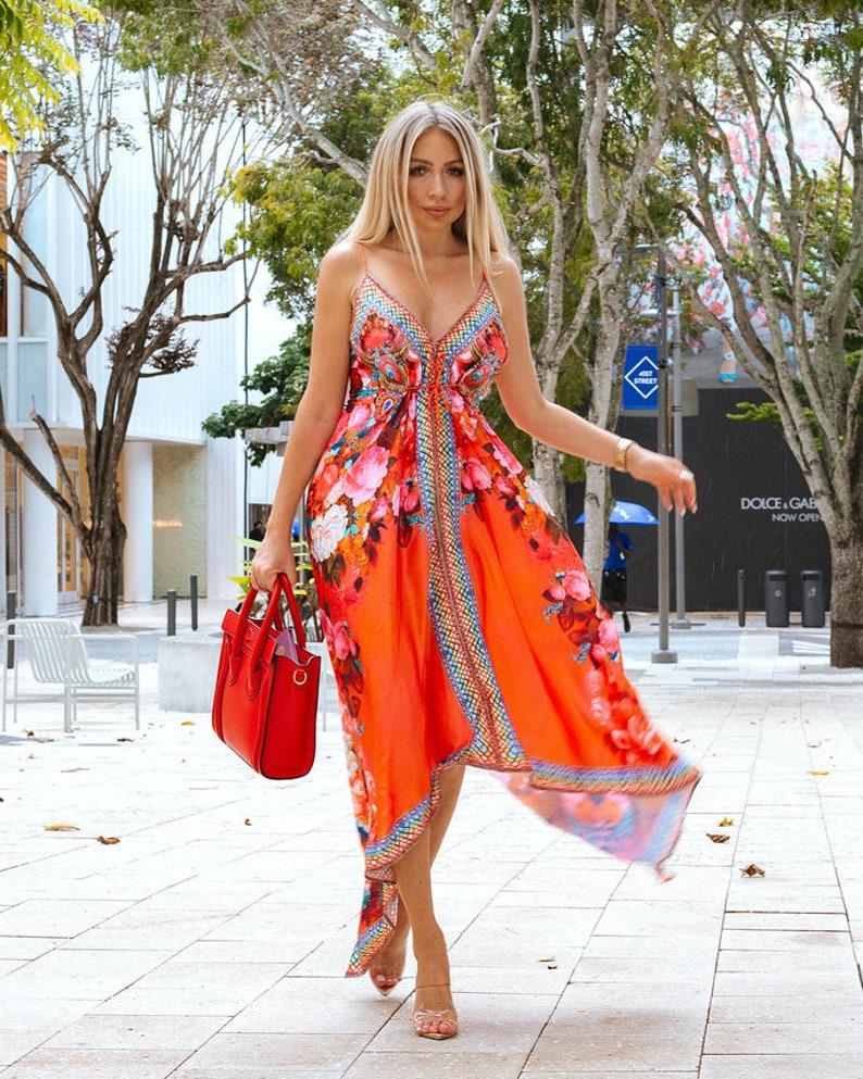2019 V Lange Kleid Designer KleiderAsymmetrische Langer Kleider Schal Ausschnitt Maxi Sexy 8mNvnw0
