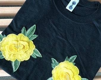 ready in 2 weeks   the moody edit   the moody sunflower tee
