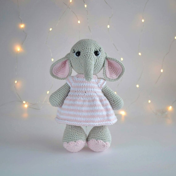 The Sweetest Crochet Elephant Patterns To Try | The WHOot | 570x570