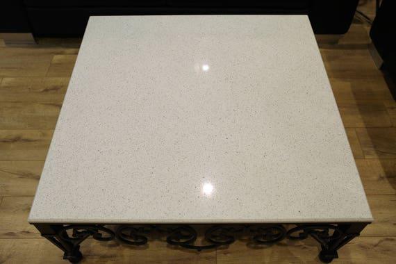 Quartz Coffee Table Quartz Stone Granite Marble Living Etsy