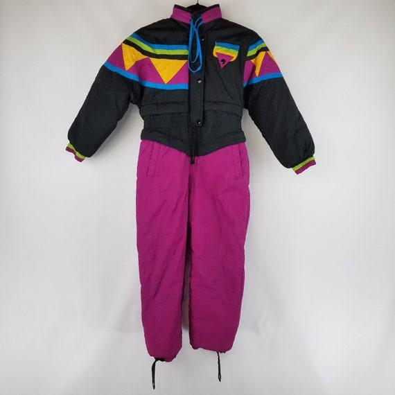 80s Ski Suit Women XXS XS Ski Overalls Retro Snow Suit Vintage Ellesse Snowboard Suit 80s Snowboard Ski Wear Sleeveless Ski Suit Women XXS