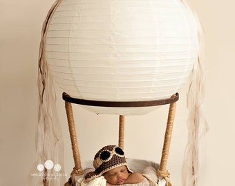 Creator of Newborn Rustic Photography Props by WoodsyWondersProps