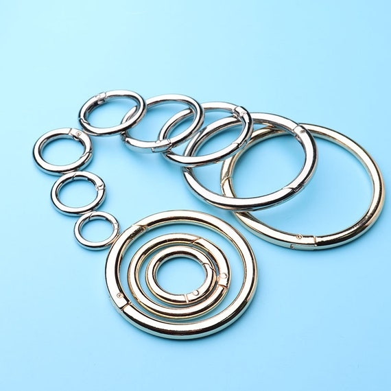 25mm Spring Steel Internal Retaining Rings 20Pcs