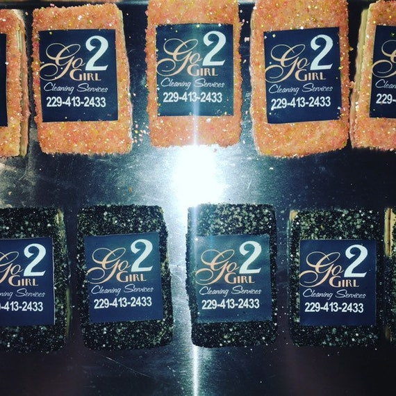 Go2 girl Shortbread cookies custom order