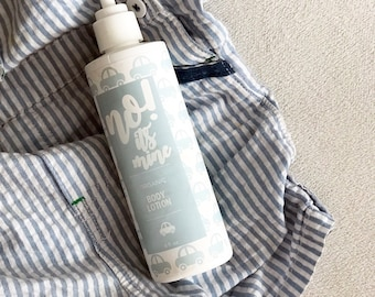 Personalized Body Lotion