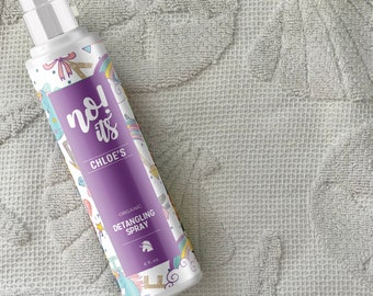 Personalized Detangling Spray
