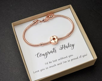 Graduation gifts Compass bracelet Sisters bracelet Best Friend Gifts Friendship bracelet jewelry gift BFF Bridesmaid gift sorority gift & Graduation gift for best friend | Etsy