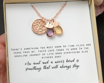 Aunt Niece Jewelry Etsy