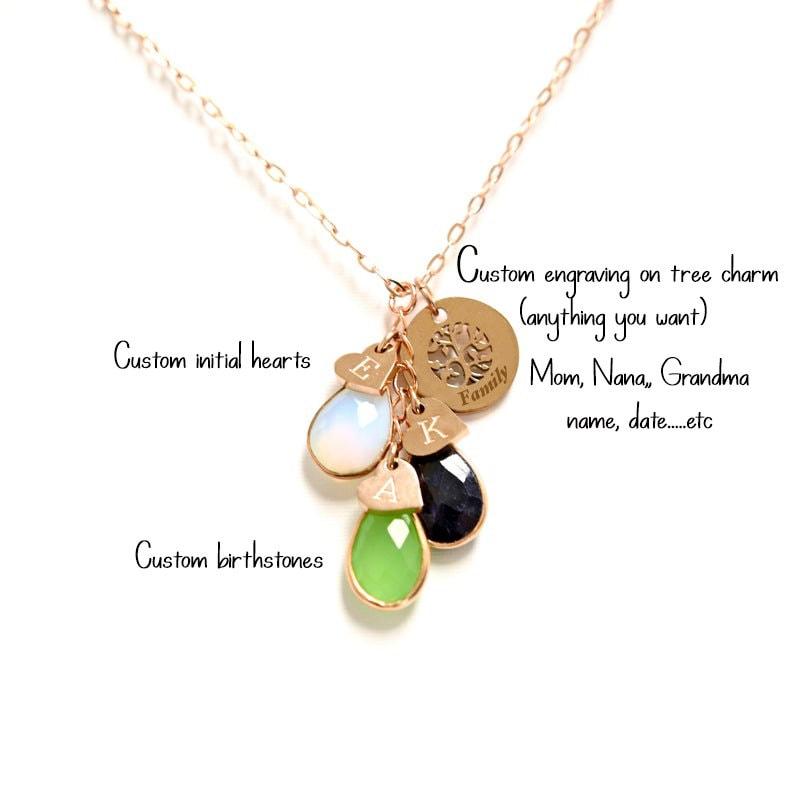 Abuelita Gifts Abuela Jewelry Gifts for Abuela tree of life bracelet bangle Abuela Gift Abuela Bracelet Necklace Spanish Grandma