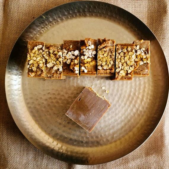 Sweet Oatmeal & Honey Soap