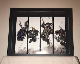 Teenage Mutant Ninja Turtles Display
