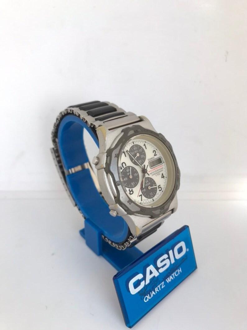 Casio Module Digi 1325 Mwa Chronographe Ana Illuminateur Rare Vintage 10 Montre qSUVpGLzM