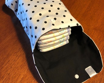 LARGE size diaper pouch