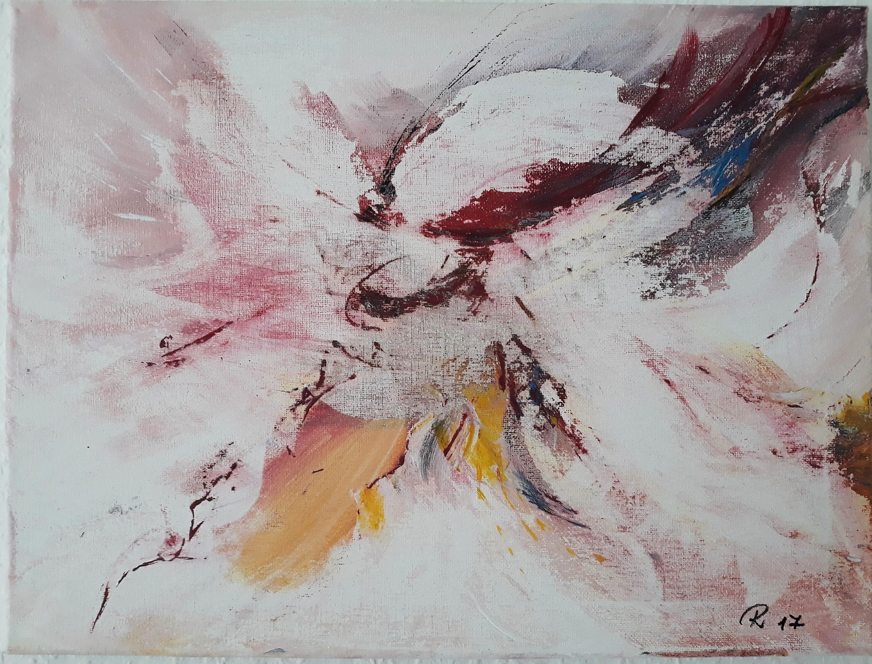 Acryl-Kunst Malerei Leinwand Wandkunst kein Rahmen | Etsy