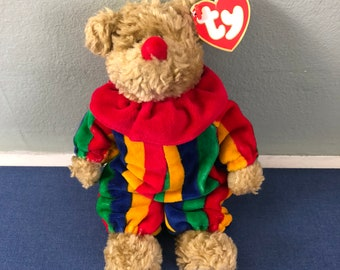 be8855586cc vintage 1993 Piccadilly bear beanie baby