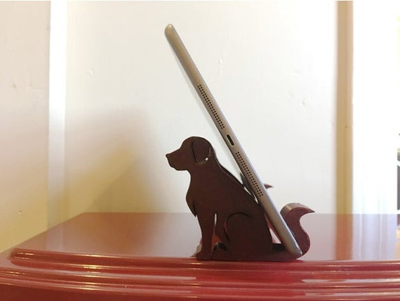 Cute Dog | Cat | Phone Stand | Phone Dock | Office Decor | Mobile Accessories | Kitty | Docking Station | Gift for Her | Gift for Him