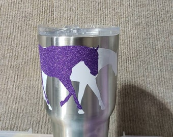 30oz Stainless Tumbler pick your design