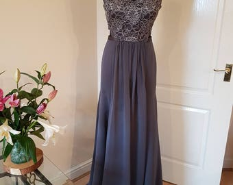 Adaline evening dress