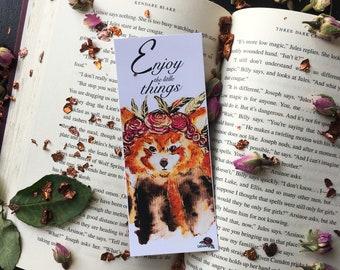 Bookmark red panda