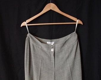 Modern and elegant grey full body suit