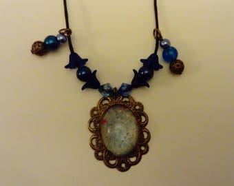 Necklace 'Winter'