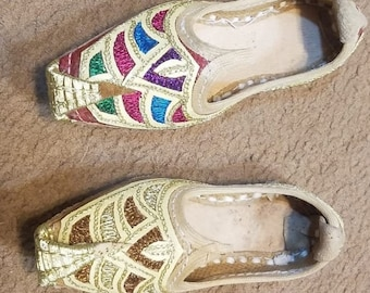 Baby khussa shoes | Etsy