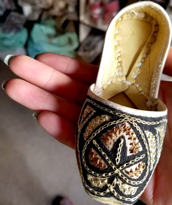 Baby girl jutti unisex shoes Jutti