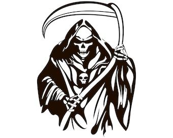 Reaper Svg Etsy