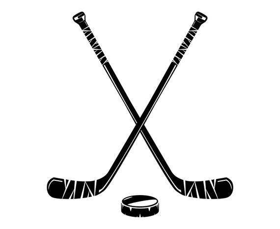 Hockey Puck Sticks Etsy