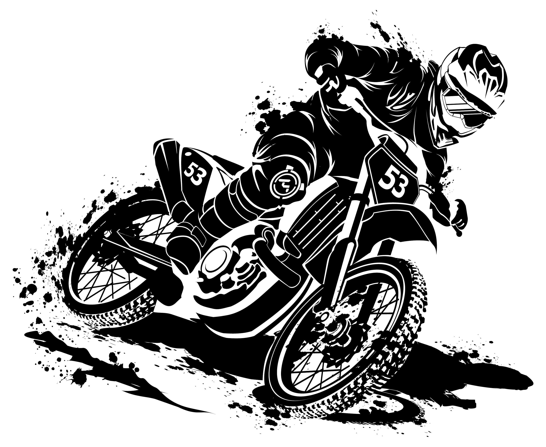 motocross dirt bike mountain dirtbike etsy