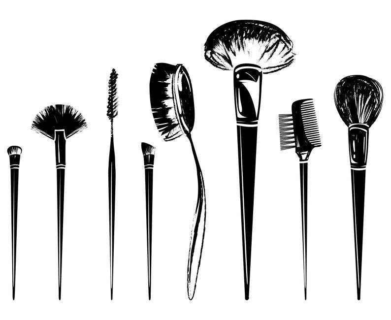 e582306ee3e Make up Brushes Makeup Mascara Brush Blush   Etsy