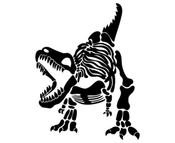 T Rex Dinosaur Tyrannosaurus Skeleton Dino