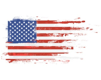 American flag, USA flag, Patriotic, US flag, Distressed, Grunge, SVG, Graphics,Illustration,Vector,Logo,Digital,Clipart