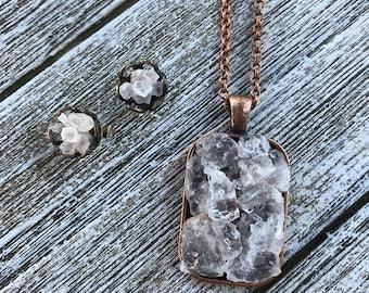 Himalayan Salt Earrings