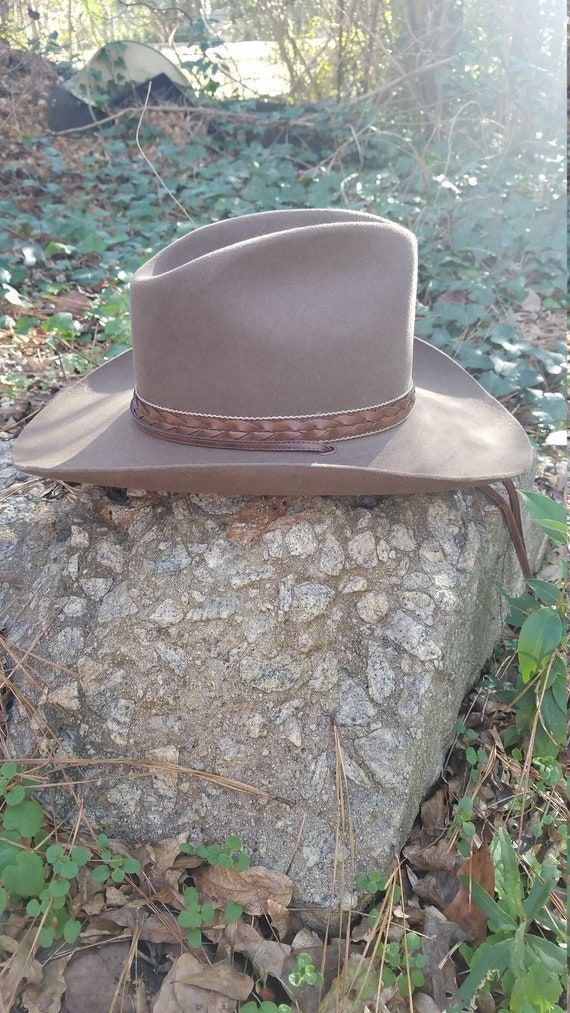 1a3abef803cf5 VTG Stetson The Billy Kidd Cowboy Hat