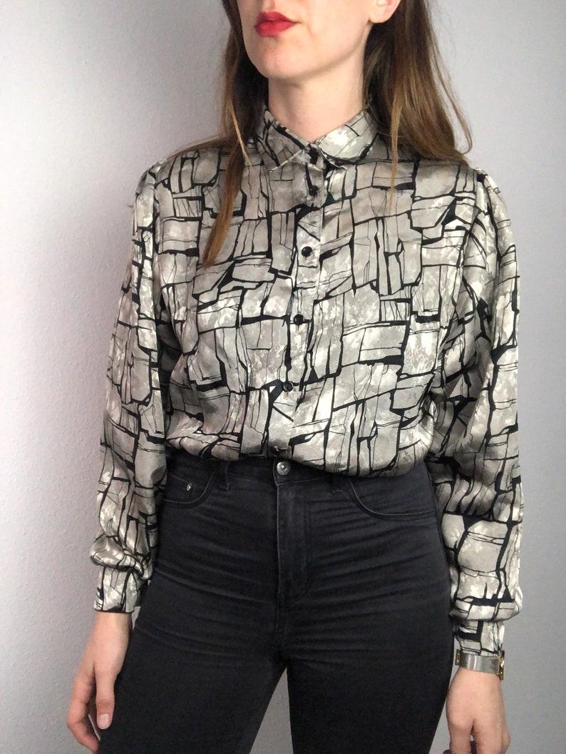Oversized 90s shirt blouseshirt