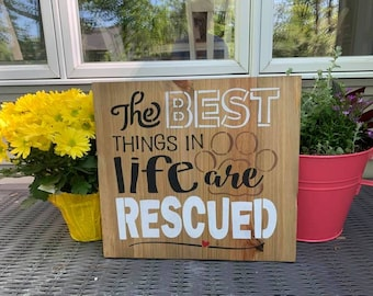 Best Things are Rescued